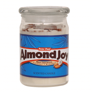 Almond Joy Scented Candle
