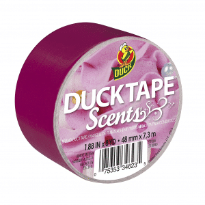 Duct Tape Cupcake Scents