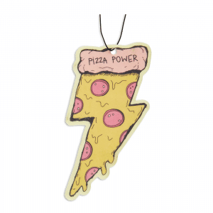 Pizza Power Scented Car Freshener
