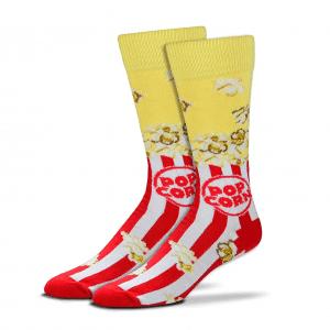 Popcorn Scented Socks