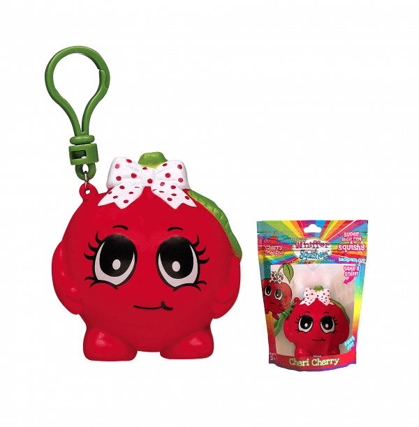 Cherry Keychain Scented Whiffer Sniffers