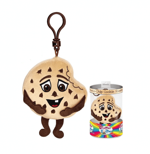 Chocolate Chip Keychain Scented Whiffer Sniffers