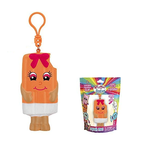Orange Creamsicle Keychain Scented Whiffer Sniffers