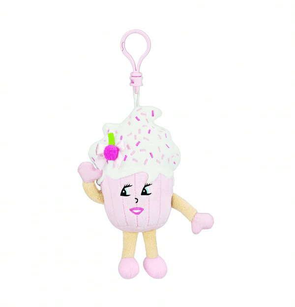 Strawberry Keychain Cupcake Scented