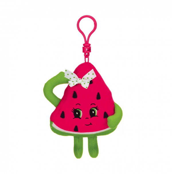 Watermelon Scented Keychain