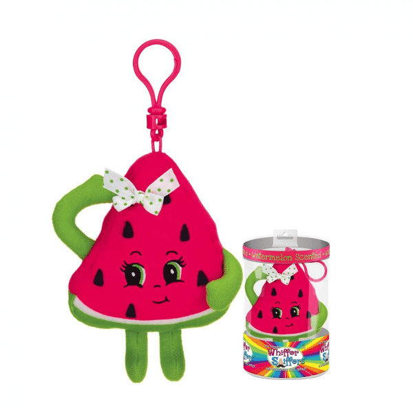Watermelon Scented Keychain Whiffer Sniffer
